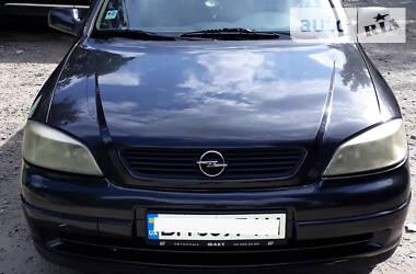 Opel Astra G 1999 в Одессе