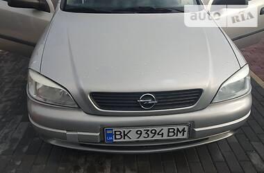 Opel Astra G 2007 в Рокитном