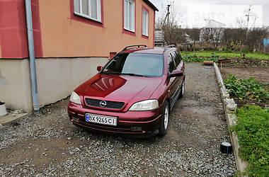 Opel Astra G 1998 в Деражне