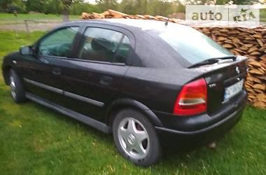 Opel Astra G 2000 в Ковеле