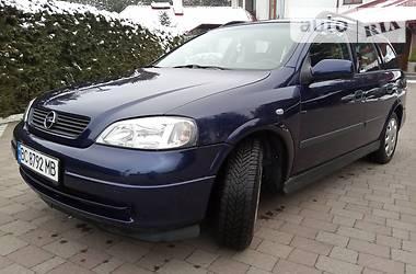 Opel Astra G 2000 в Львові