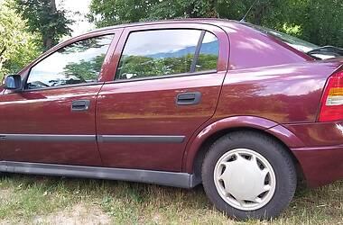Хетчбек Opel Astra G 2002 в Броварах