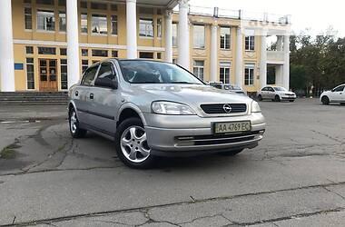 Седан Opel Astra G 2007 в Киеве
