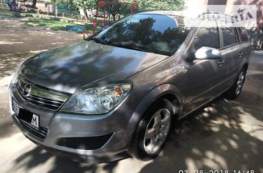 Opel Astra H OPC 2007