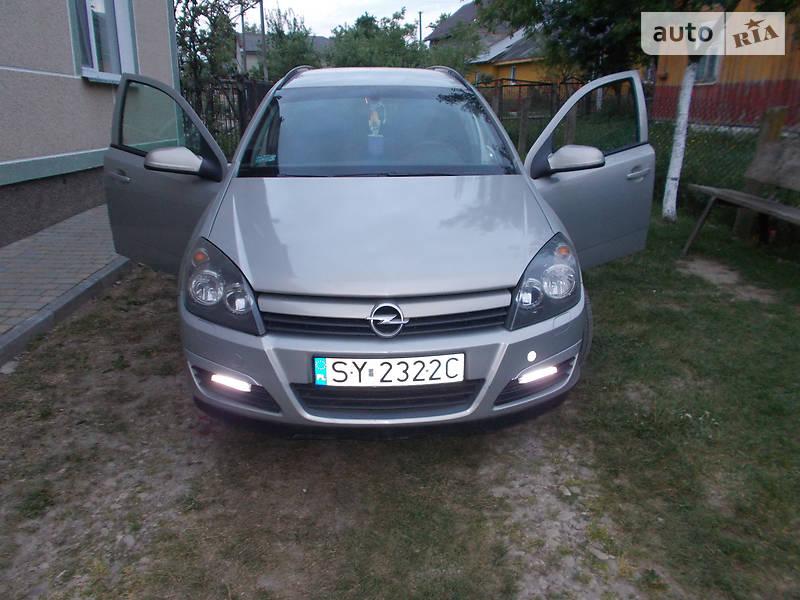 Opel Astra H 2005 в Моршине