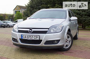 Opel Astra H 2004 в Корсуне-Шевченковском