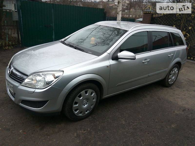 Opel Astra H 2007 в Харькове