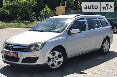 Opel Astra H 2006 в Луцке