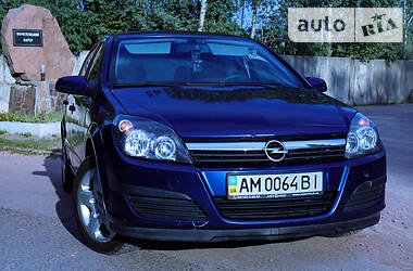 Opel Astra H 2007 в Коростене