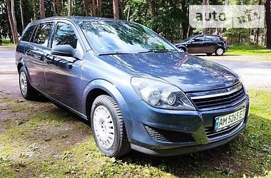 Унiверсал Opel Astra H 2009 в Житомирі
