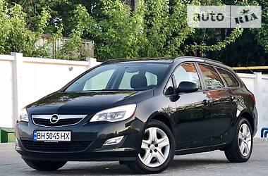Opel Astra J 2012 в Одессе