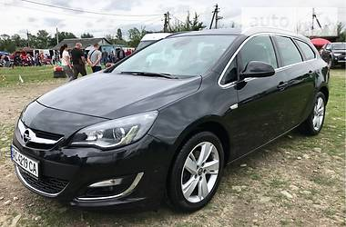 Opel Astra J 2015 в Коломиї