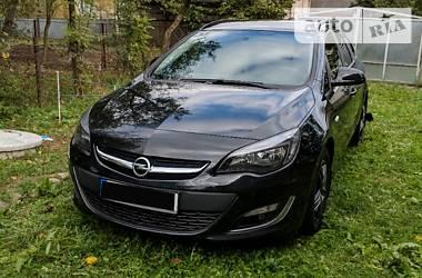 Opel Astra J 2012 в Івано-Франківську