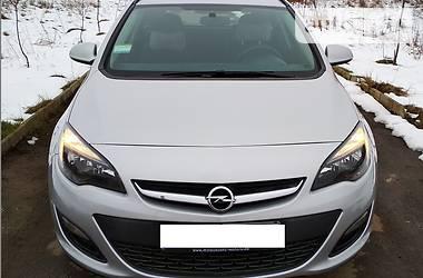 Opel Astra J 2012 в Хусте