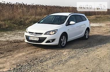 Opel Astra J 2014 в Хмельницком