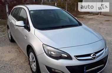 Opel Astra J 2013 в Каменец-Подольском