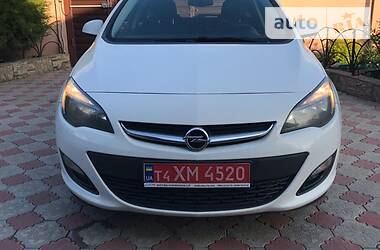 Opel Astra J 2013 в Запорожье