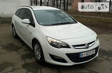 Opel Astra J 2014 в Полтаве