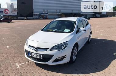 Opel Astra J 2014 в Житомире
