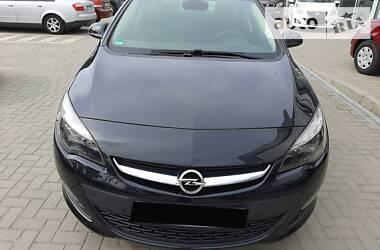 Opel Astra J 2015 в Львове
