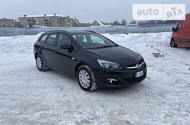 Opel Astra J 2015 в Дубно