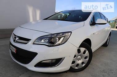Opel Astra J 2015 в Дрогобичі
