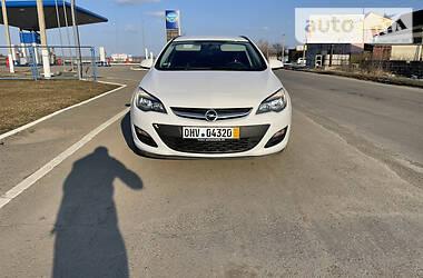 Opel Astra J 2015 в Гайвороні