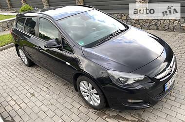 Универсал Opel Astra J 2015 в Виннице