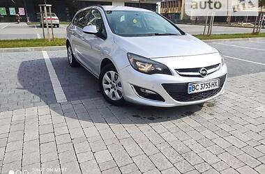 Унiверсал Opel Astra J 2013 в Івано-Франківську