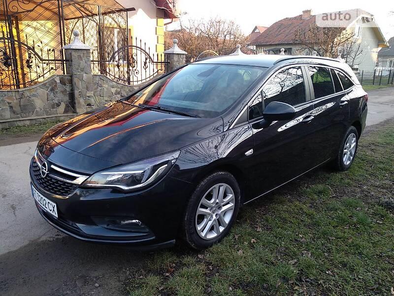 Opel Astra K 2016 в Коломые