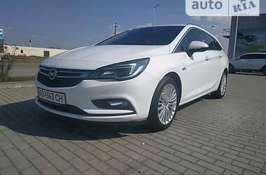 Opel Astra K 2016 в Хусті