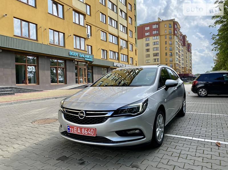 Универсал Opel Astra K 2016 в Луцке