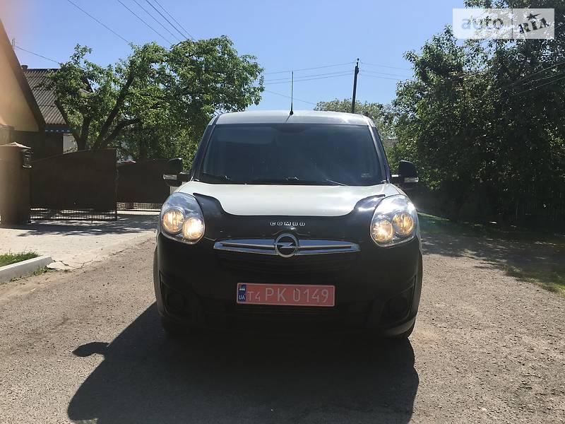 Opel Combo груз. 2014 в Умани