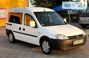 Opel Combo груз. 2010 в Тернополе