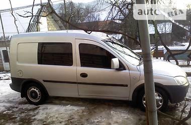 Opel Combo пасс. 2005 в Иршаве
