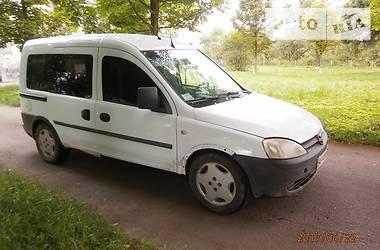 Opel Combo пасс. 2004
