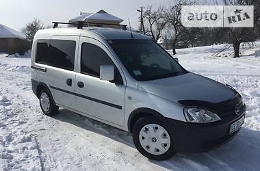 Opel Combo пасс. OREGINAL 2008