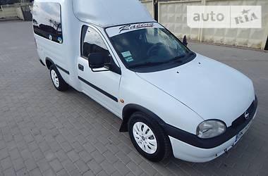 Opel Combo пасс. 2000 в Ровно