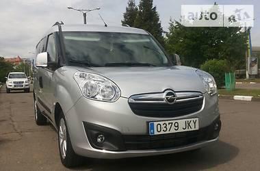 Opel Combo пасс. 2015 в Ивано-Франковске
