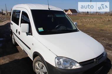 Opel Combo пасс. 2009