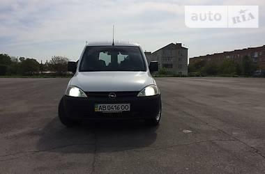 Opel Combo пасс. 2005 в Тульчине