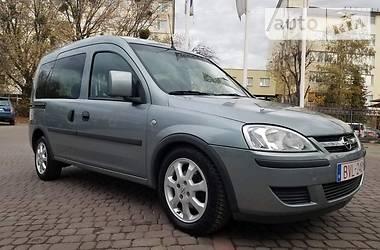 Opel Combo пасс. 2010 в Львове