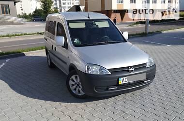 Opel Combo пасс. 2008 в Луцке