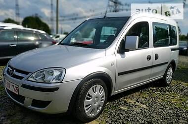 Opel Combo пасс. 2009 в Луцке