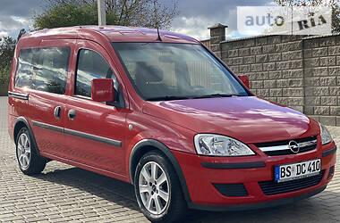 Opel Combo пасс. 2009 в Ровно