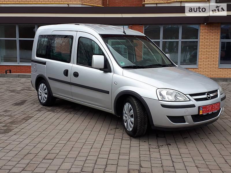 Opel Combo пасс. 2009 в Староконстантинове