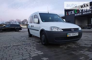 Opel Combo пасс. 2010 в Дрогобыче
