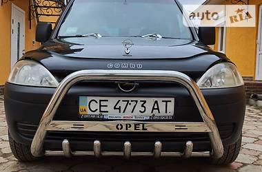 Opel Combo пасс. 2005 в Черновцах