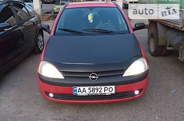 Opel Corsa 2001 в Киеве