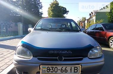 Opel Corsa 1996 в Черновцах